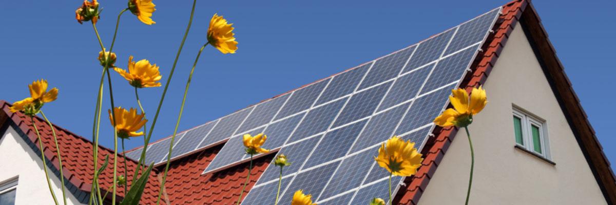 Passivhaus mit Solaranlage von der Firma Perndorfer - Mein Haus