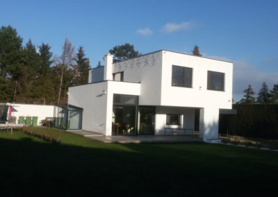 Einfamilienhaus Perndorfer Beton Niedrigstenergiehaus