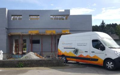Aktuelle Bauprojekte