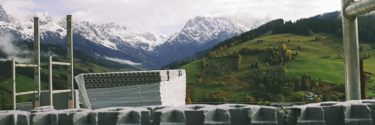 Nachhaltig Bauen mit ökologischen Baumaterialien | Perndorfer - Mein Haus