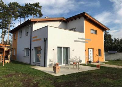Einfamilienhaus Betonhaus Massivbauweise