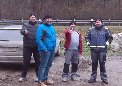 Perndorfer Team Baggerkurs